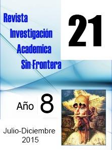 Ver Núm. 21 (8): Julio– Diciembre 2015