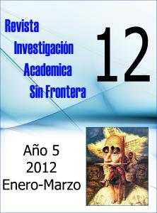 Ver Núm. 12 (5): Enero - Marzo 2012