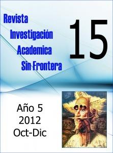 Ver Núm. 15 (5): Octubre-Diciembre 2012