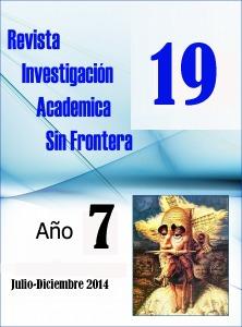 Ver Núm. 19 (7): Julio-Diciembre 2014